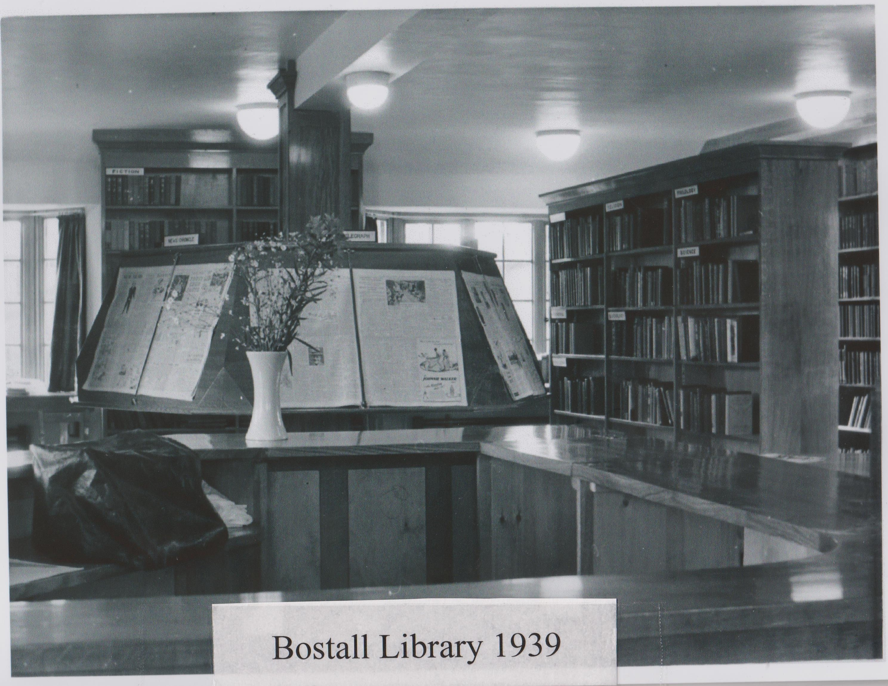 The Library 1939